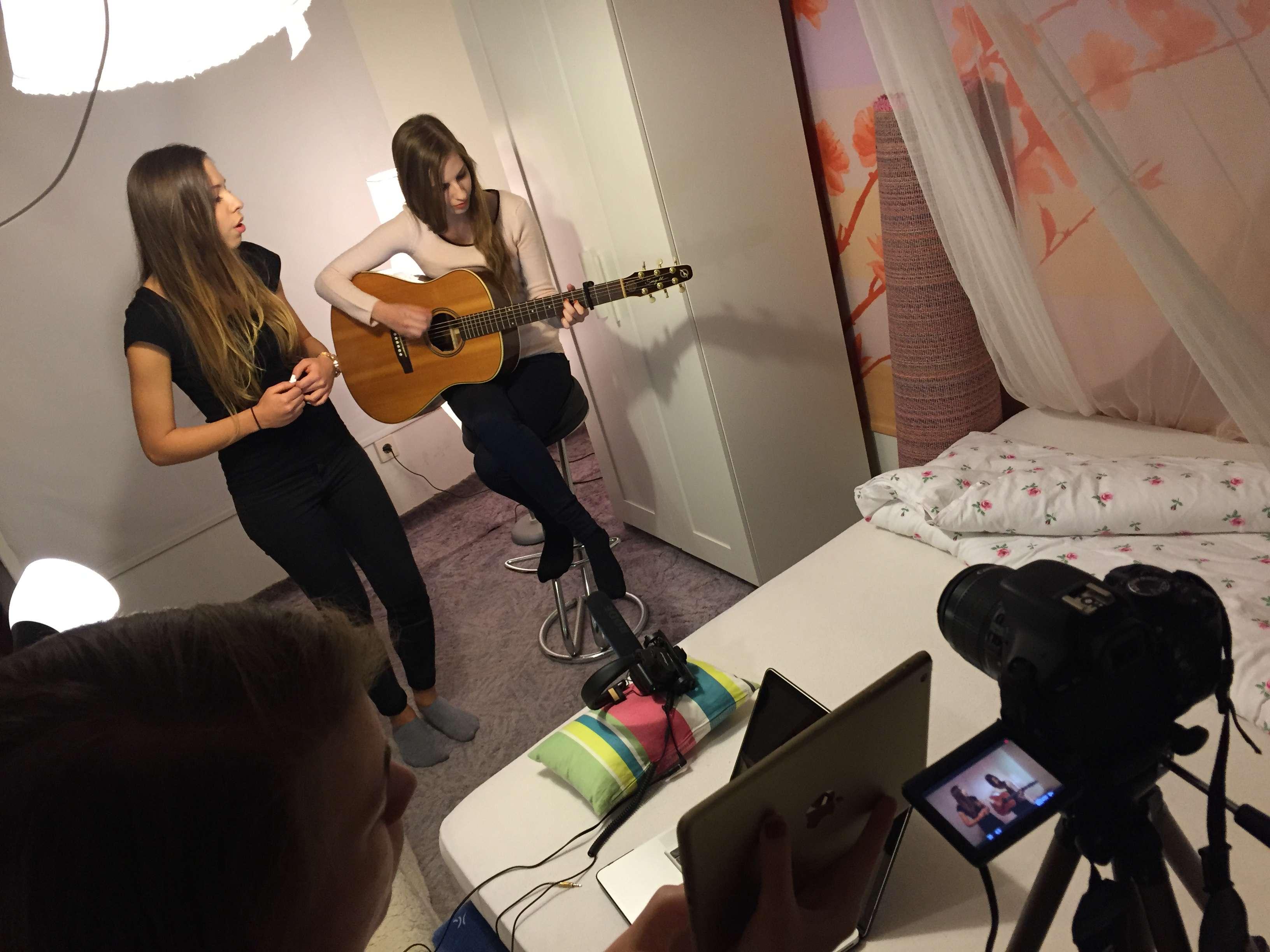 Durkó Heléna & Leona | Tori Kelly | Funny | COVER